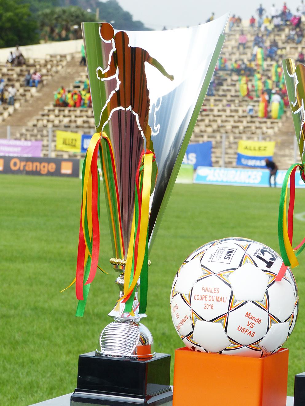 Foot-Coupe du Mali 2017-2018: place aux seizièmes  de finale
