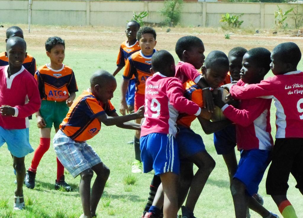 Mali : la 3ème édition de la journée de rugby a vécu !