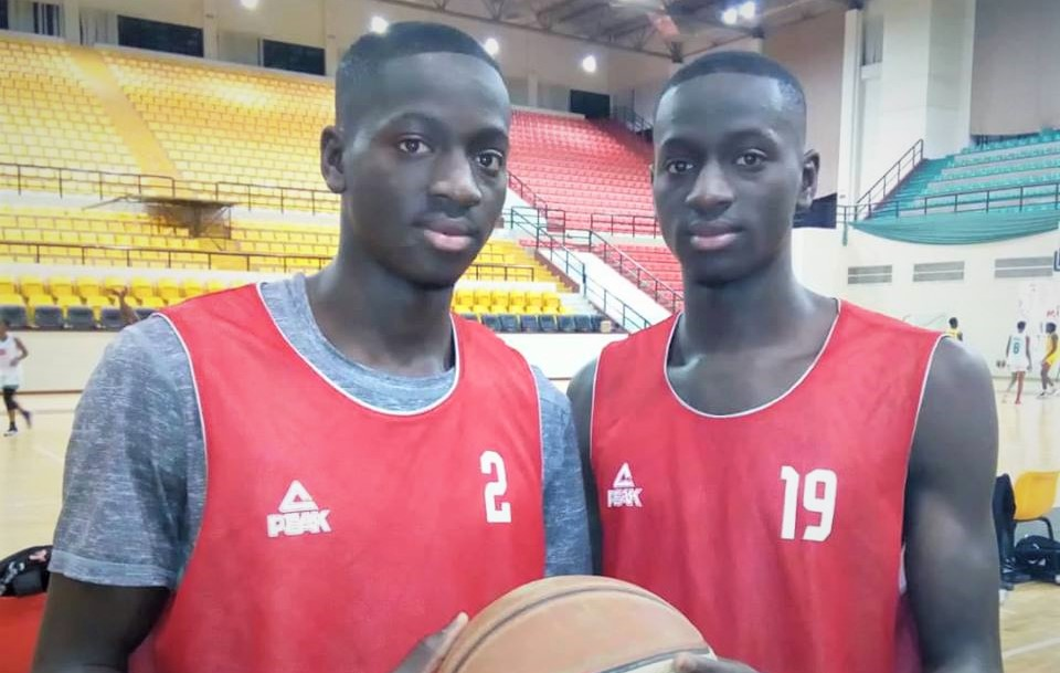 Basketball : Alassane, Fousseyni, deux jumeaux, un même destin !