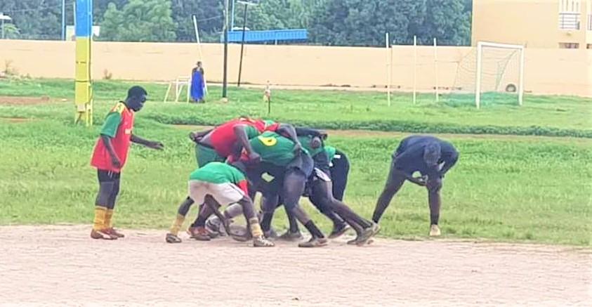 Rugby à 7-championnat d'Afrique : les Maliens se préparent activement