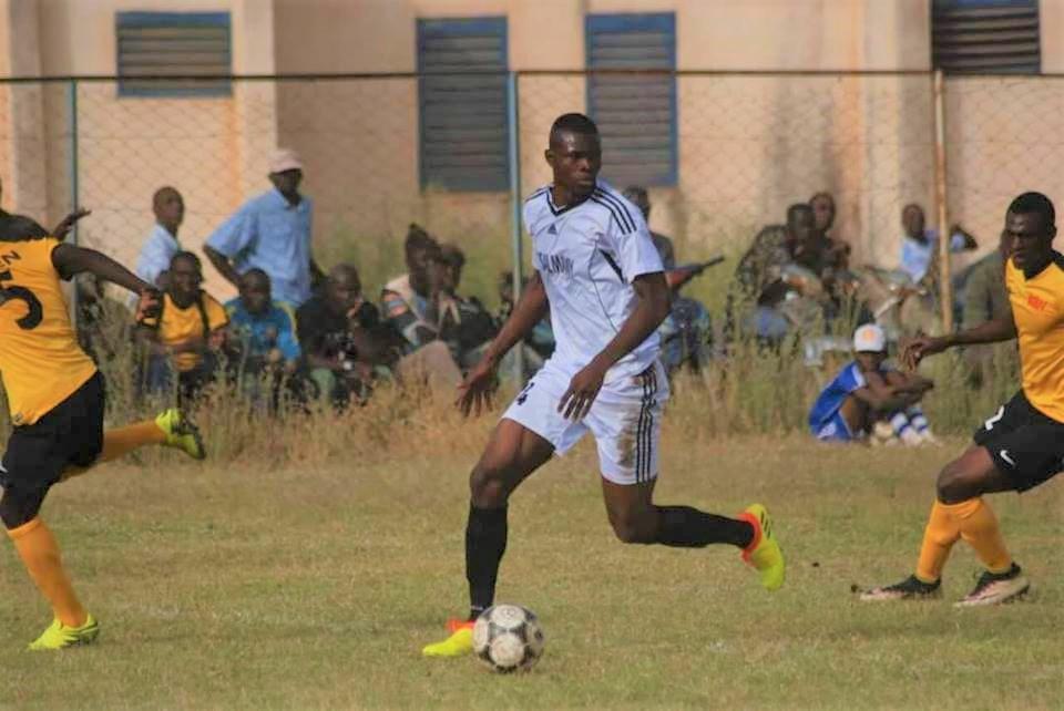 Vidéo Boubacar Traoré, atttaquant AS Salmamy et U-20 malien