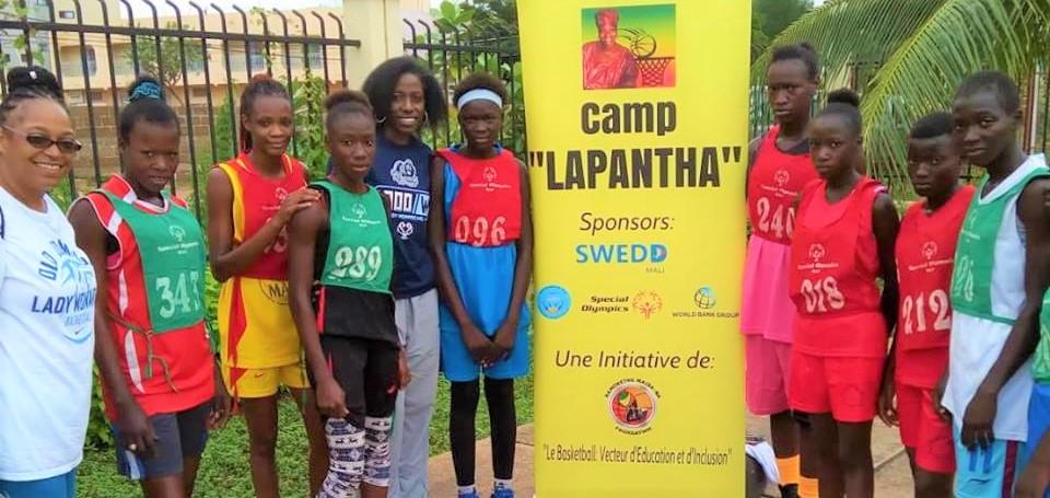 Basketball : C'est parti pour le camp Lapantha de Bamako