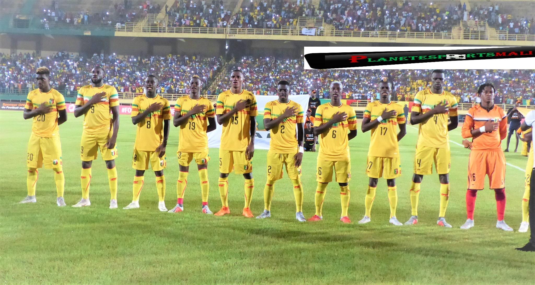 Classement FIFA : le Mali perd 2 places