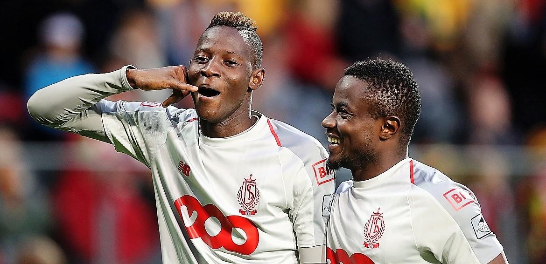 Standard Liège : Moussa Djénèpo, meilleur joueur de septembre