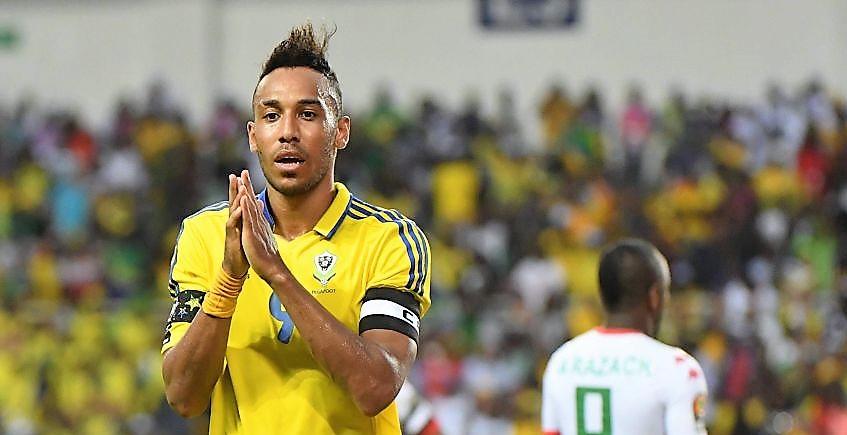 Eliminatoires CAN 2019-5e journée : Aubameyang avec le Gabon ?