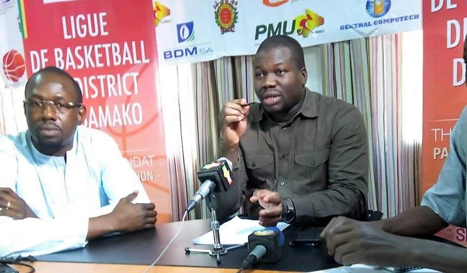 Basketball-Ligue de Bamako : le président dégage le mot d'ordre