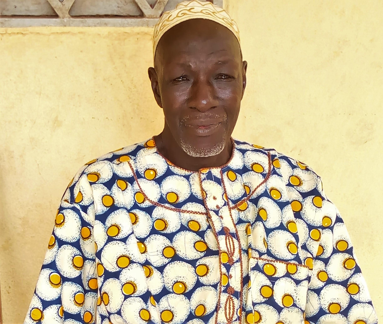 Planète des Anciens : Ibrahima Berthé dit M'Bappé ''le bloqueur''