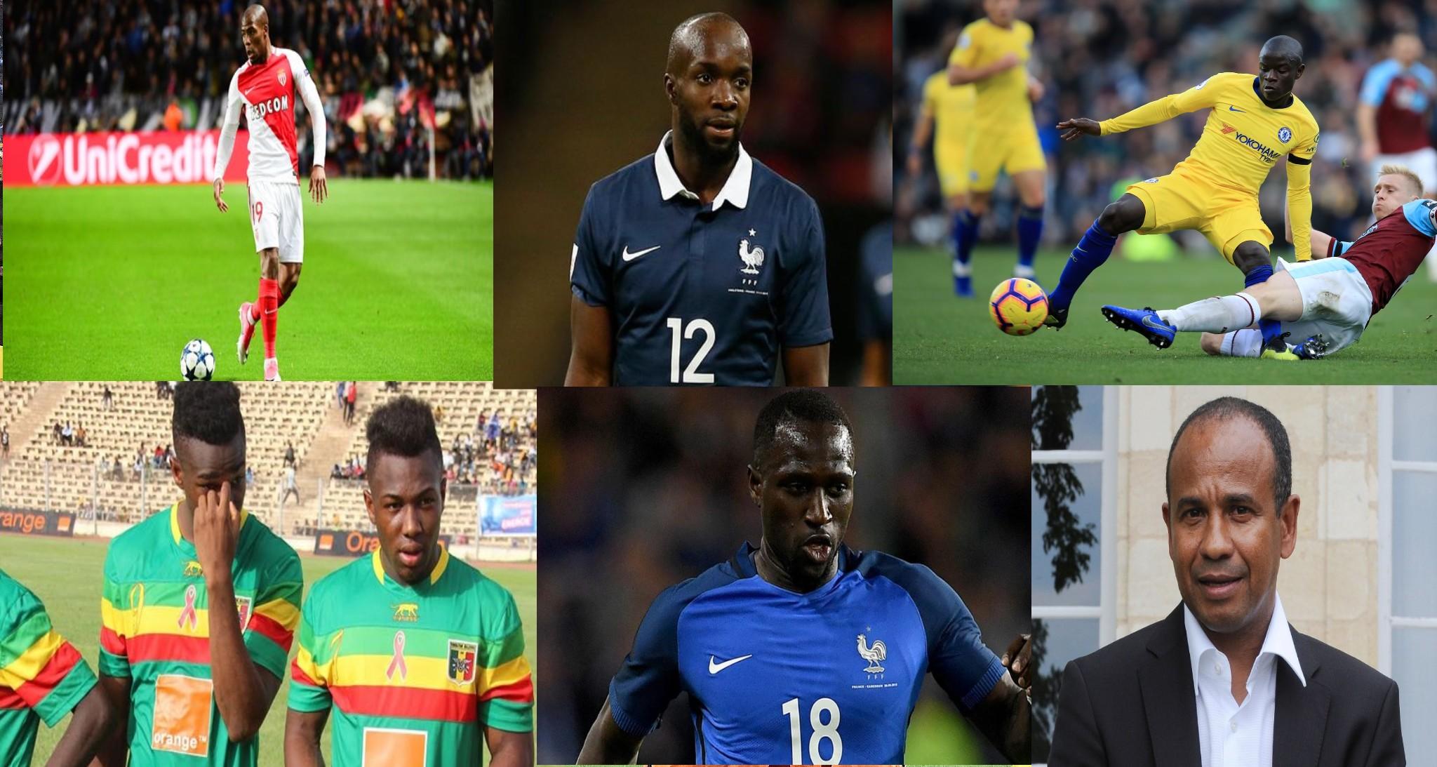 Foot-talents : ces footballeurs qui ont échappé au Mali