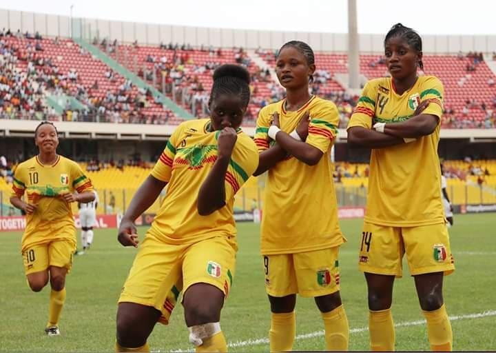 CAN FEMININE GHANA 2018 : les Aigles Dames à Bamako