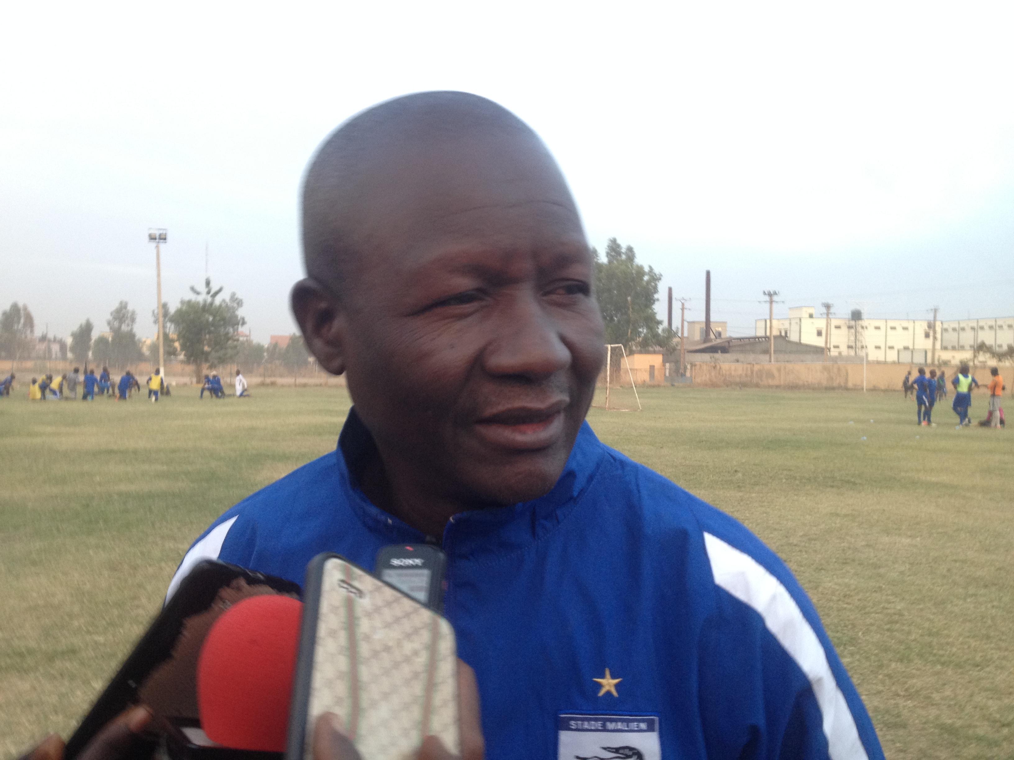Barrages-Coupe CAF 2019  : ''concrétiser les occasions'', dixit Diané