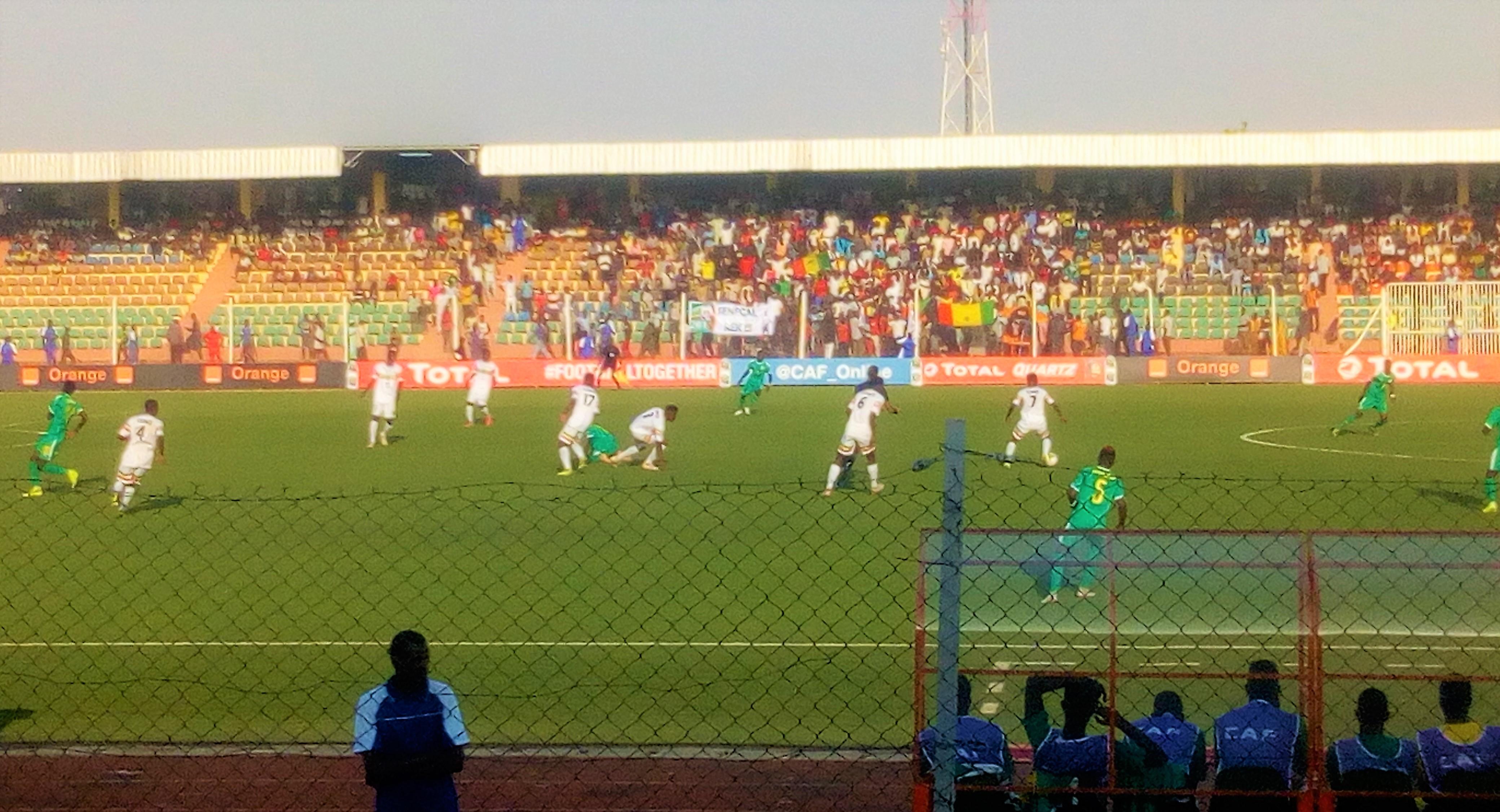 CAN U-20 NIGER 2019 : les Aiglons chutent d'entrée