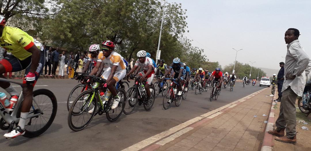 Cyclisme- Criterium de la paix: Birama Diarra vainqueur !