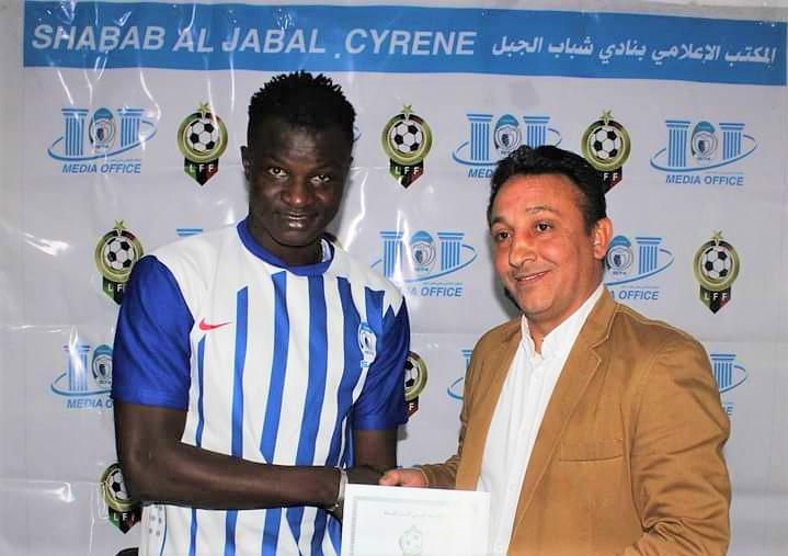 Foot-transfert : Abdoulaye Kanou signe en Libye