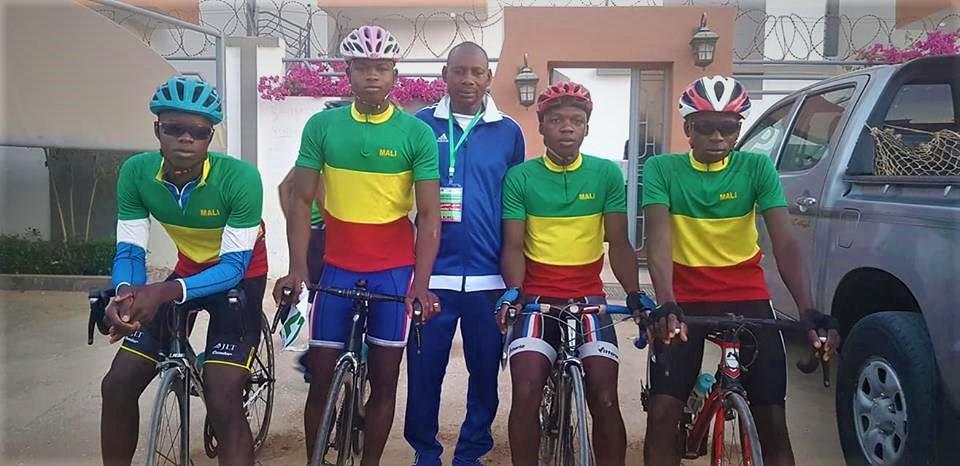 Cyclisme-tour de la Mauritanie : les Aigles déjà sur place !