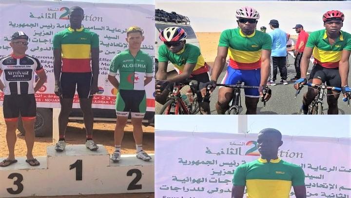 Cyclisme-tour de la Mauritanie : le Mali termine en beauté