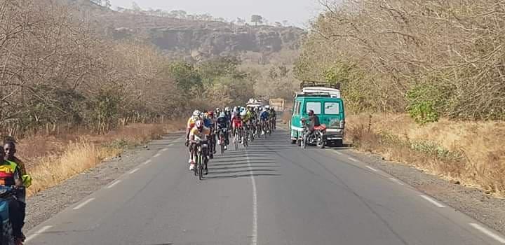 Cyclisme-tour de la Mauritanie : les Aigles du Mali attendus