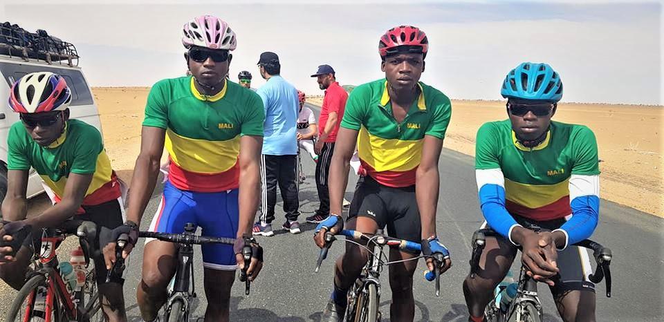 Cyclisme-tour de la Mauritanie : deux Maliens parmi les 5 premiers
