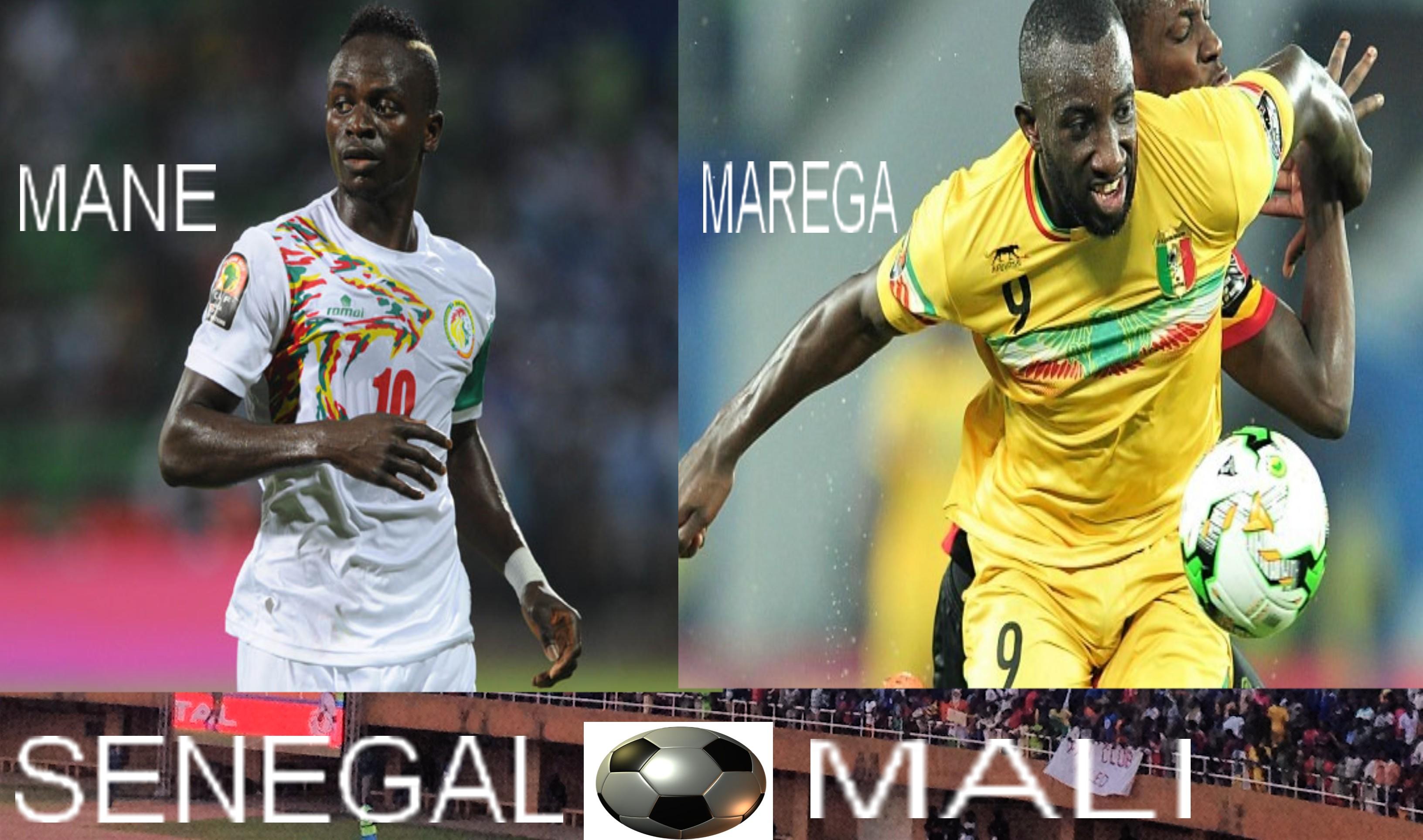Amical-Sénégal vs Mali : l'heure du coup d'envoi avancée