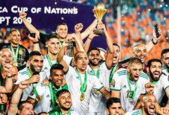 CAN 2019 : deuxième étoile pour l'Algérie
