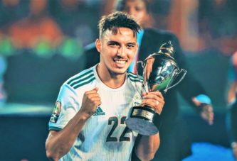CAN Egypte 2019 : Bennacer élu meilleur joueur