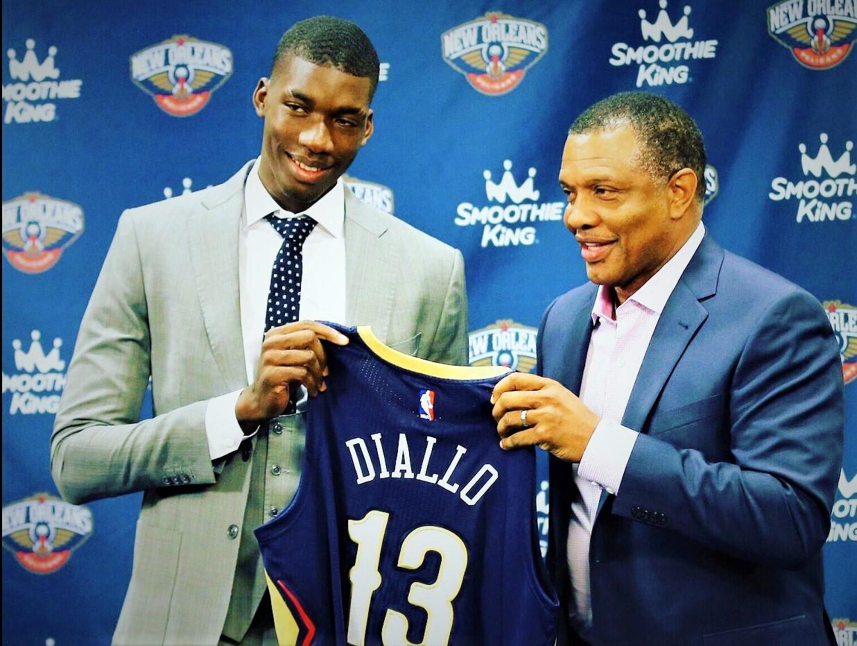 NBA : Les Phoenix Suns Signent  Cheick Diallo