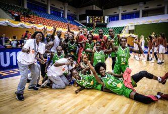 Mondial U19 filles Thaïlande 2019 : Mali vs Australie en quart
