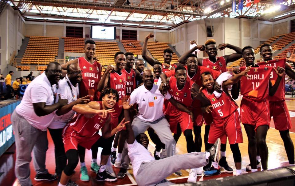 Mondial U19 FIBA: le Mali en quart de finale