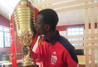 Ethiopie-Coupe : N'Tji Michel offre le trophée à Fasil Kenema
