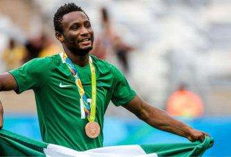 Foot-Nigeria: John Obi Mikel annonce sa retraite