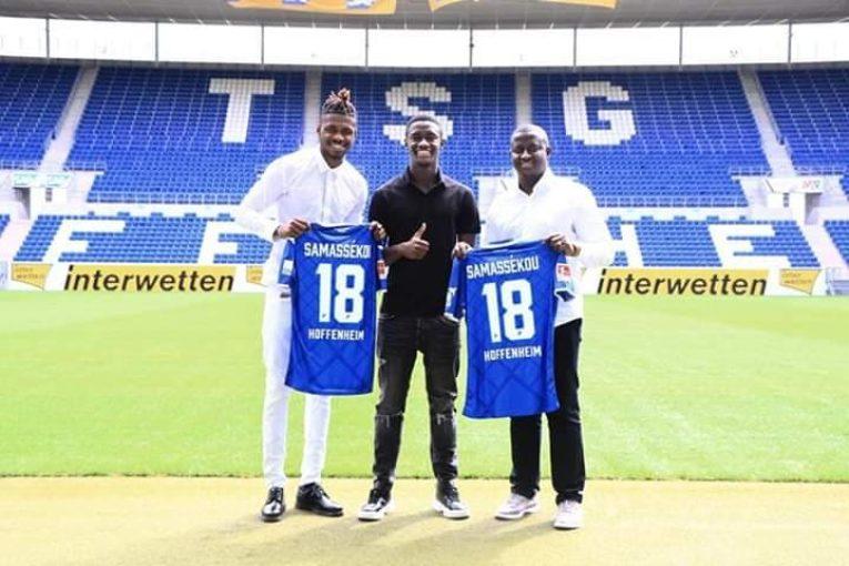 Transfert : Diadié Samassékou à Hoffenheim (Off.)