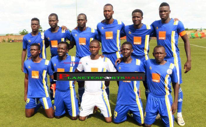 Ligue 1 Orange : l'AS Performance accroche le Djoliba