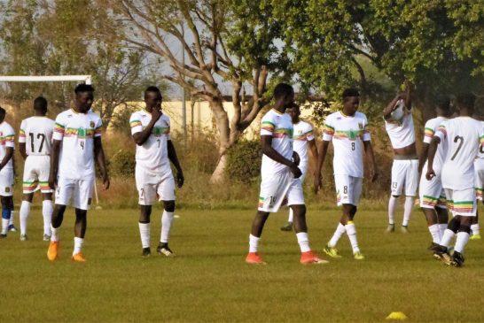 Foot-Jeux Africains : les Aiglons jouent aujourd'hui !
