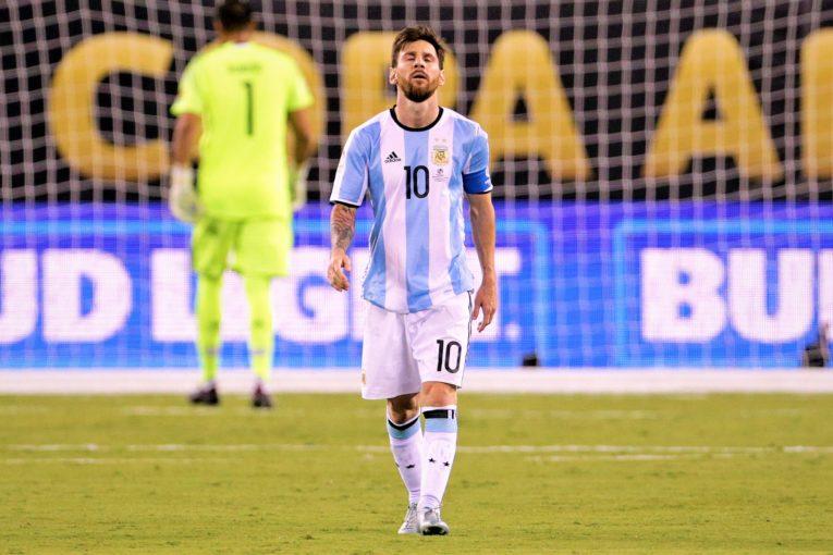 Foot-Argentine : Messi prend 3 mois de suspension
