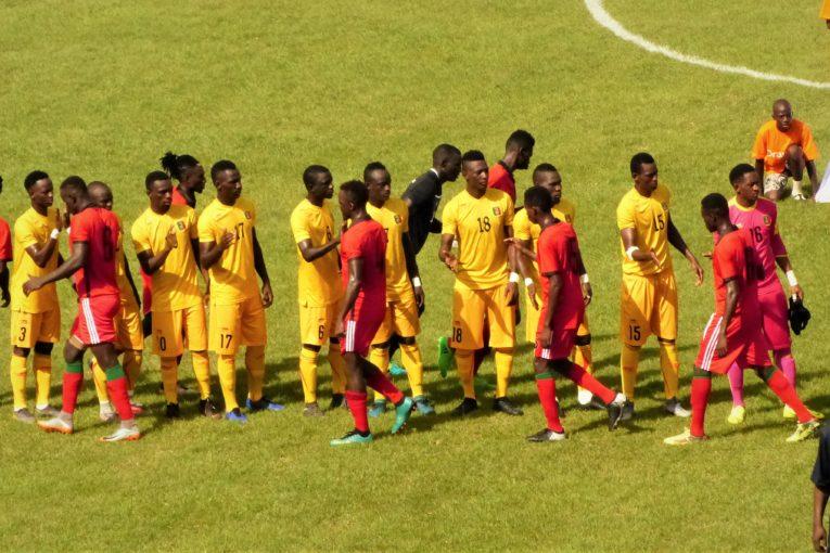 Elm. Chan 2020 : Mali vs Mauritanie au prochain tour !