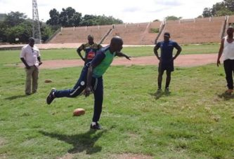 Mali-Rugby : les entraineurs à l'école