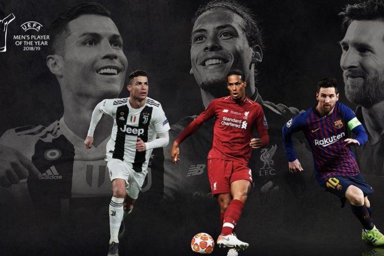 Joueur UEFA 2019 : voici les trois nominés !